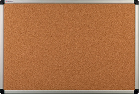 Tablica korkowa w ramie aluminiowej B2 60×90 cm