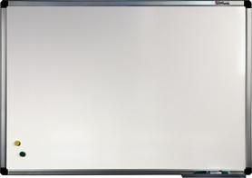 Tablica biała lakierowana w ramie aluminiowej B2 100×200 cm
