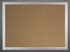 Gablota Ibiza korkowa 107x102 (12xA4)