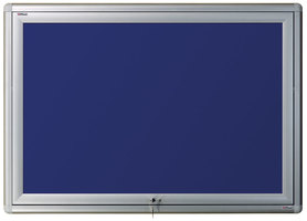 Gablota Oxford texstylna 84x124 cm