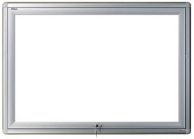 Gablota Oxford magnetyczna 84x104 cm
