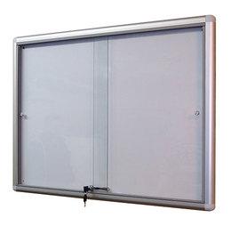Gablota Dallas eco Magnetyczna-drzwi przesuwane 104x230 (30xA4)