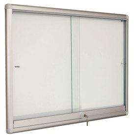 Gablota Dallas Magnetyczna-drzwi przesuwane 76x120 (10xA4)